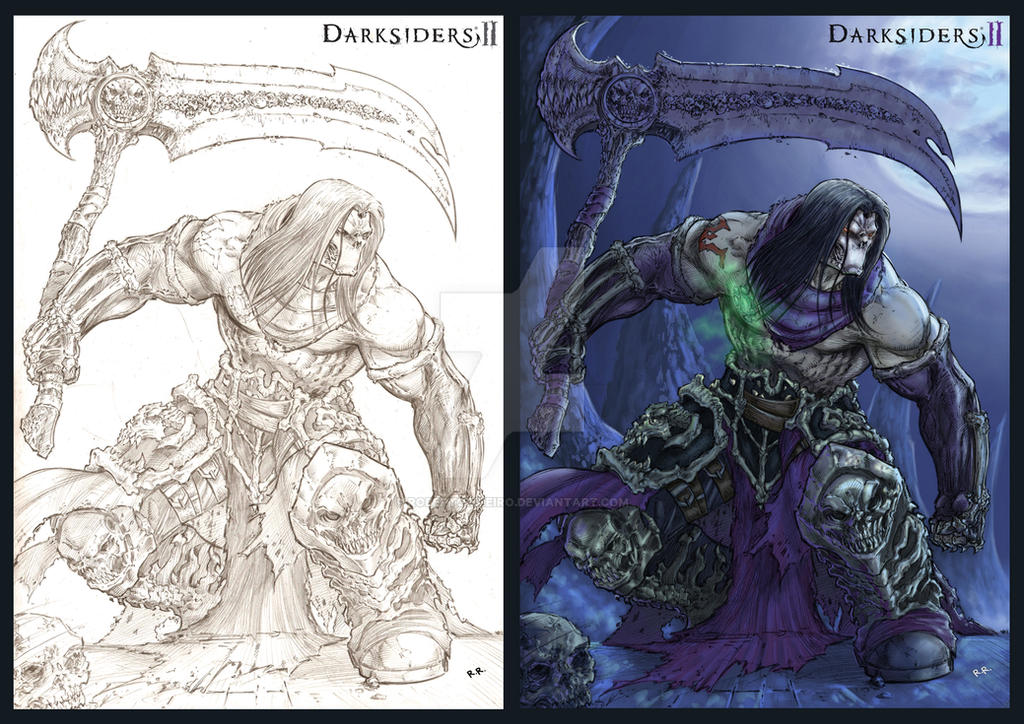 Darksiders 2 by RobertoRibeiro