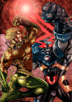 Aquaman vs. Darkseid