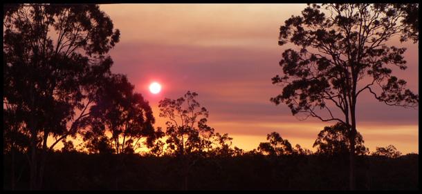 Beautiful Sunset by slowly-falling-apart