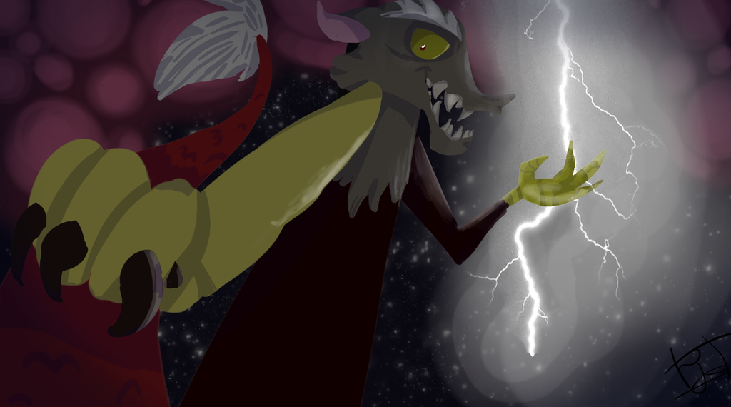 Discord- The Lord of Chaos by CandyEater9115