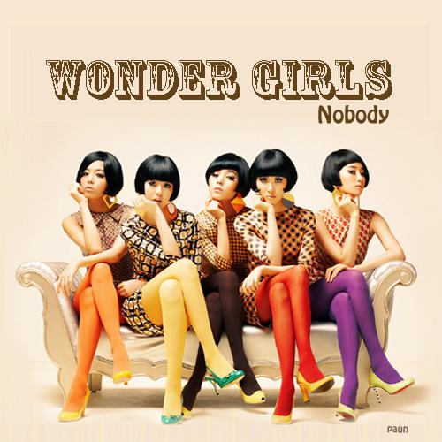 Girl group Wonder Girls, disbanded 2017