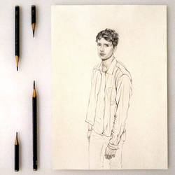 Sketch. Luke Newberry.