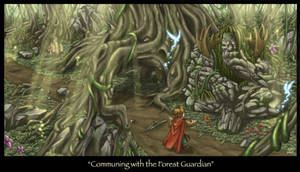 Communing with the Forest...