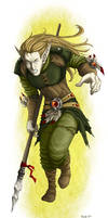 DS: Elf Male
