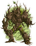 DS: Monsters - Treant