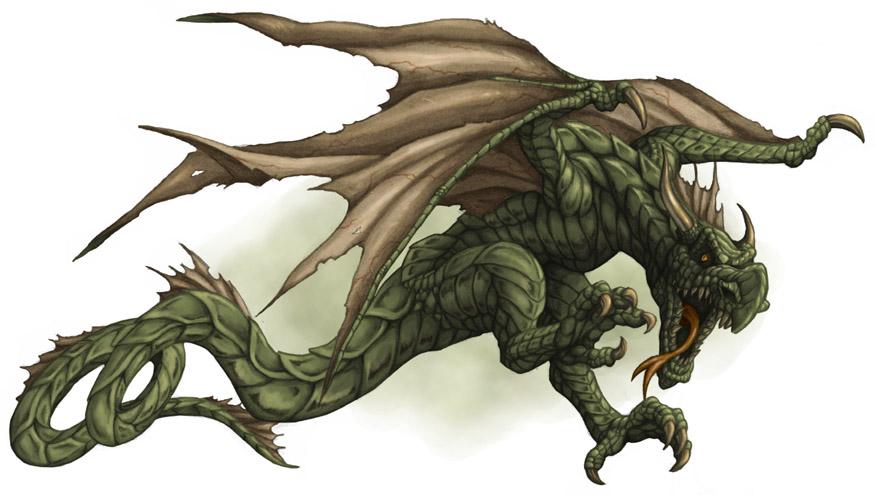 Cool Pics of Dragons