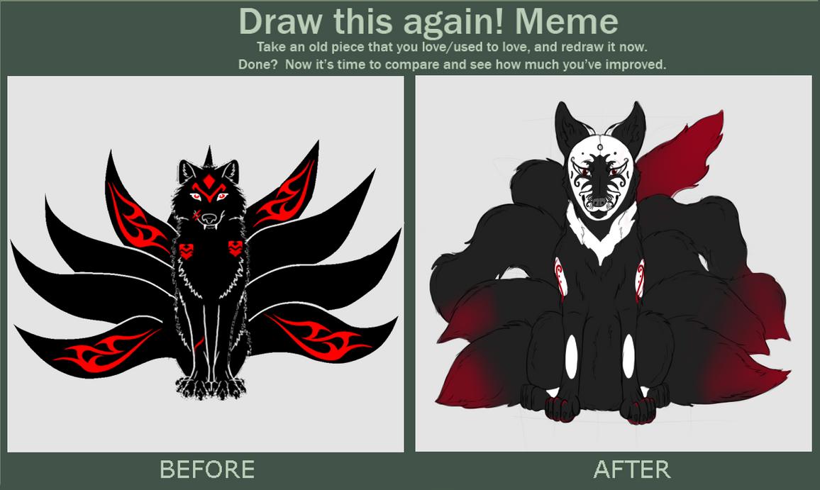 Drawing Meme by KarmaDash