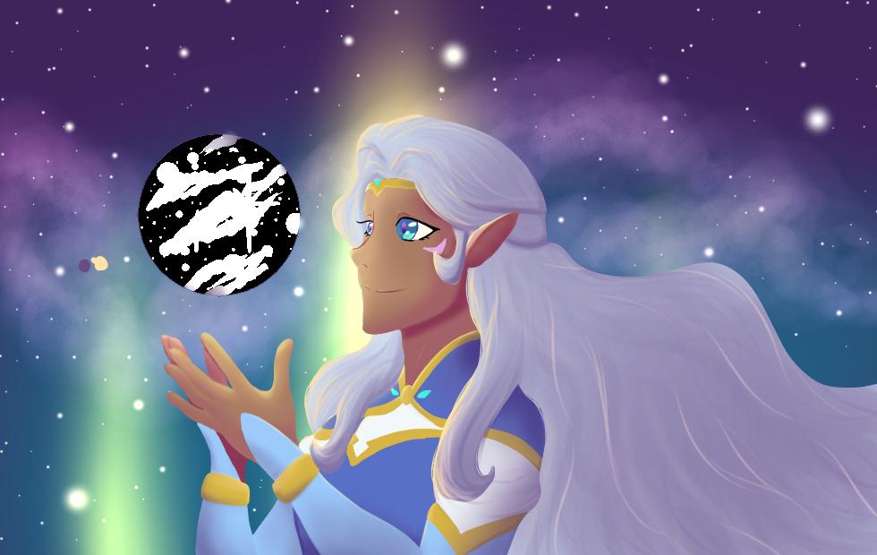 Princess of the Stars by KarmaDash