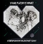 Cyberpunkish Valtentine's Day