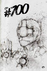 Cyberpunk #700 by Inubashi