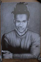 Alban Uzoma Nwapa aka Dr Alban by Miniart89