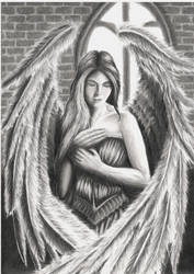Angel by Miniart89