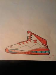 Zion Williamson/ Adidas 2.0 by Clitis