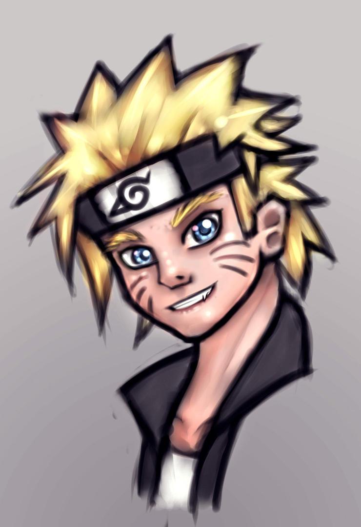 Farewell Naruto by Xorsama