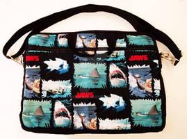 Jaws Laptop Bag