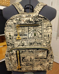Legend of Zelda Backpack