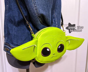 Baby Yoda Purse