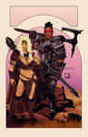 TESV Tales #1 - Mercenaries by crcarlosrodriguez