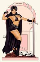 Pretty Reckless #5 Death Maiden by crcarlosrodriguez
