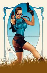 Bibi Croft's Escapades [SFW version]