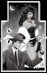 Noir Novel by crcarlosrodriguez