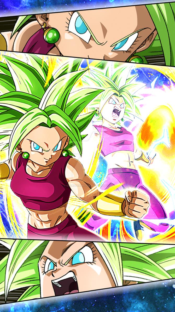 Wallpaper Kefla Dragon Ball Z Dokkan Battle 1 By Gaerusenshi21 On