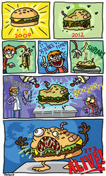 Abomination Creation by AbominationBurger