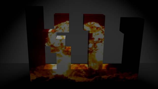 K11 logo -first 3D logo-