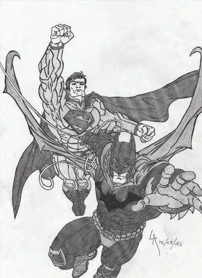 Batman/Superman: The World's Finest