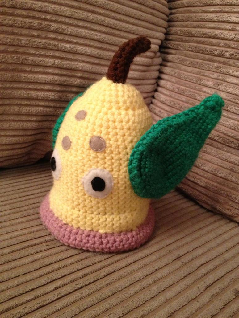 Weepinbell Crochet Pokemon Amigurumi by Mr-Nova