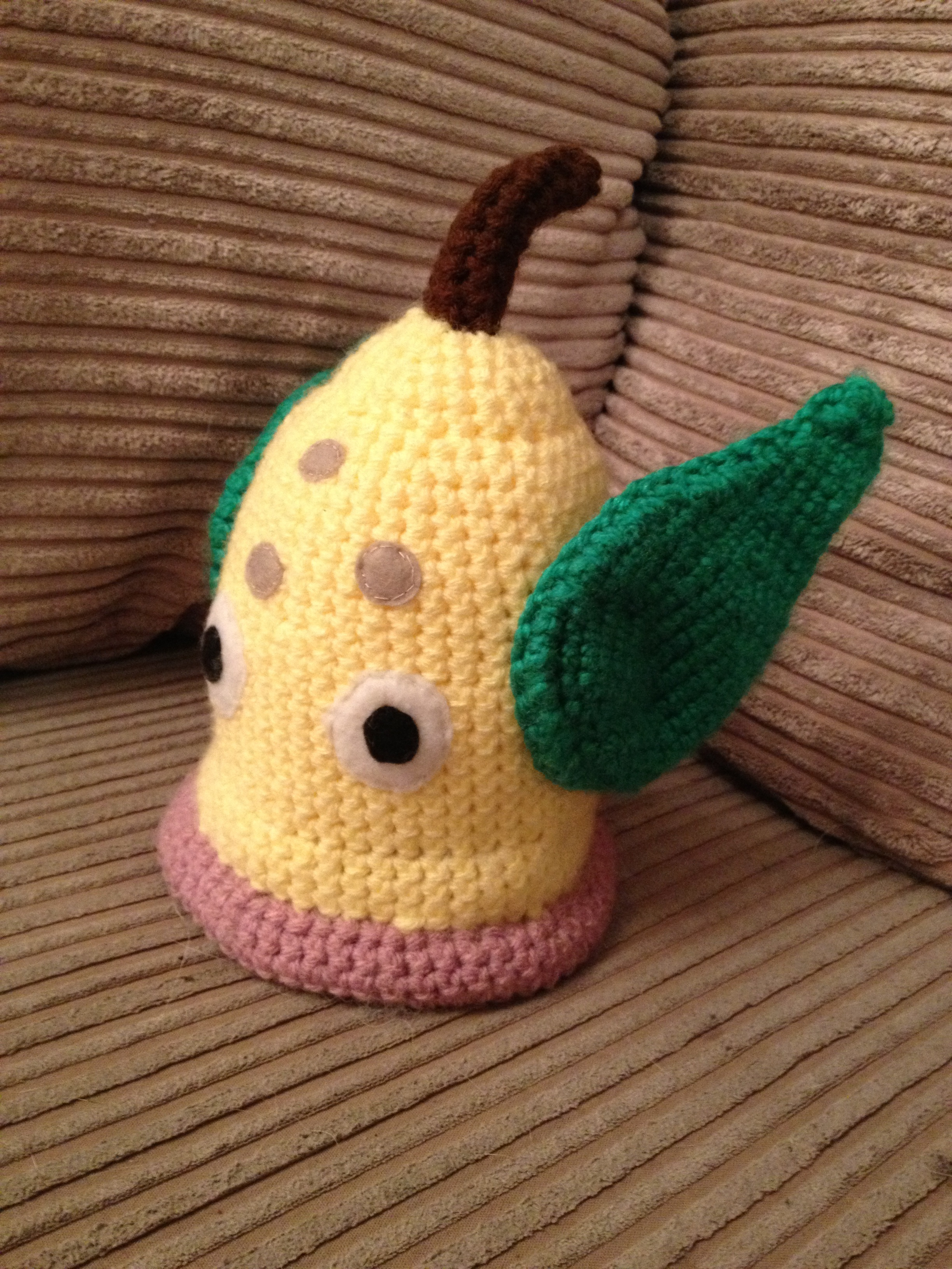 Weepinbell Crochet Pokemon Amigurumi by Mr-Nova on deviantART