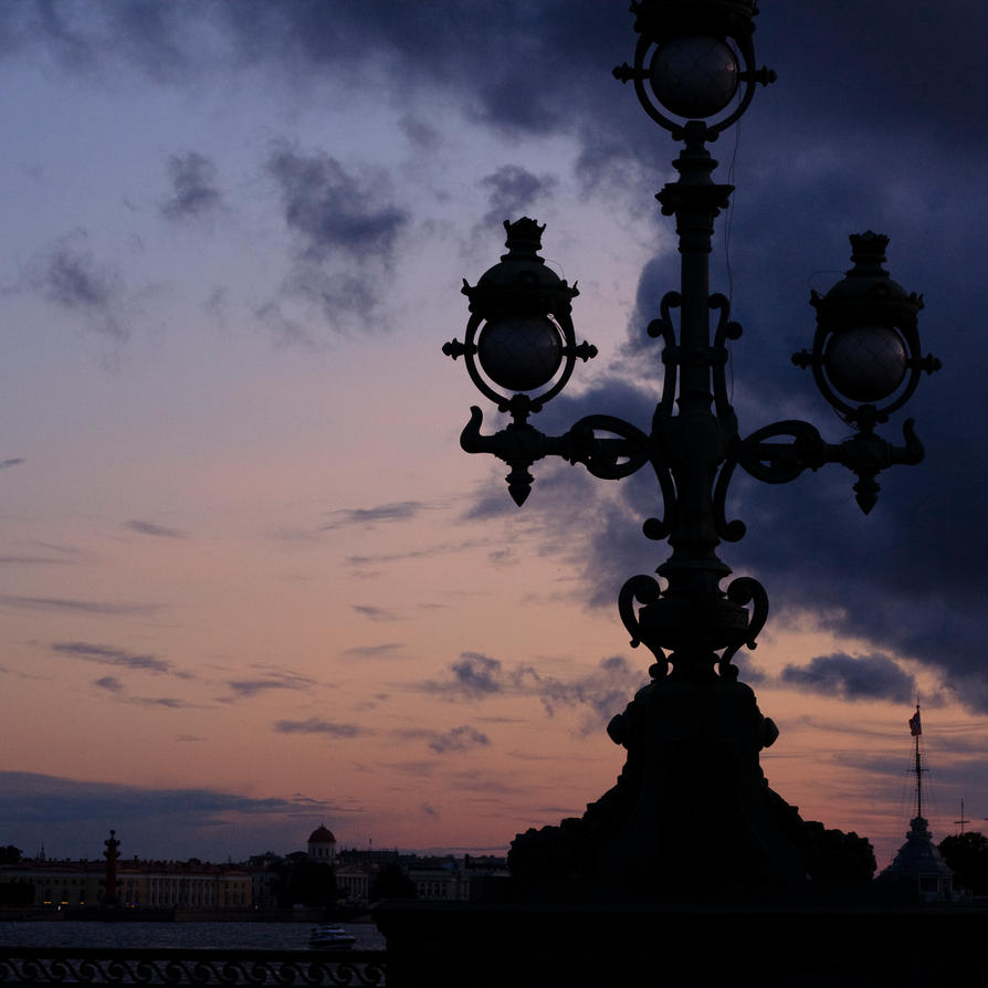 Lovely St. Petersburg by Aveqiu