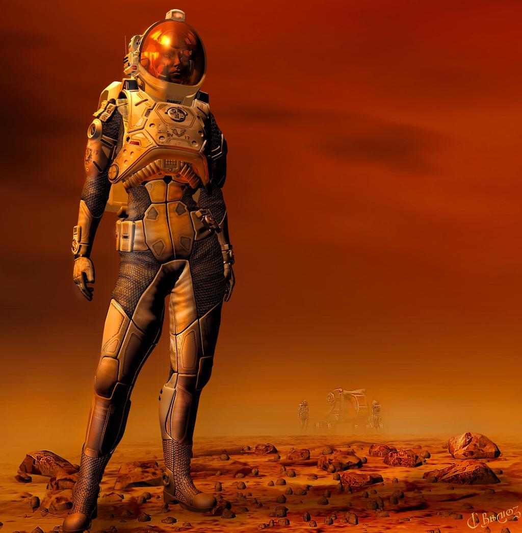 Mars 1 by nitegrafix