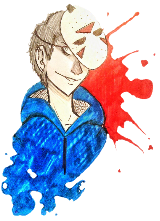 H2ODelirious - Blood and Water by CombobulatedDismay on DeviantArt H20 Delirious Fan Art