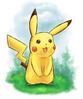 Pikachu! by CreativeWilds