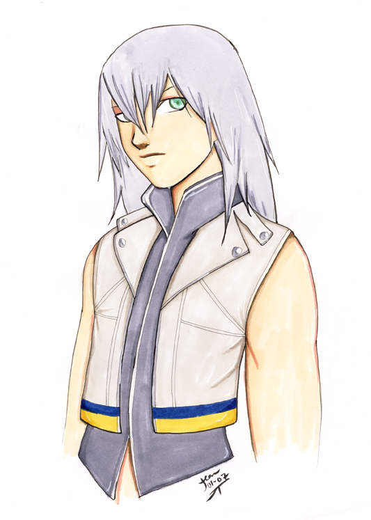 Riku, yay by nightambre