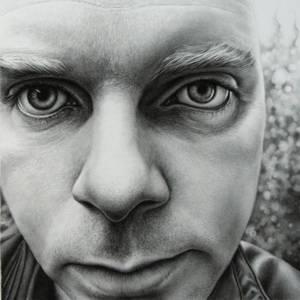Self Portrait 2007 - drawing