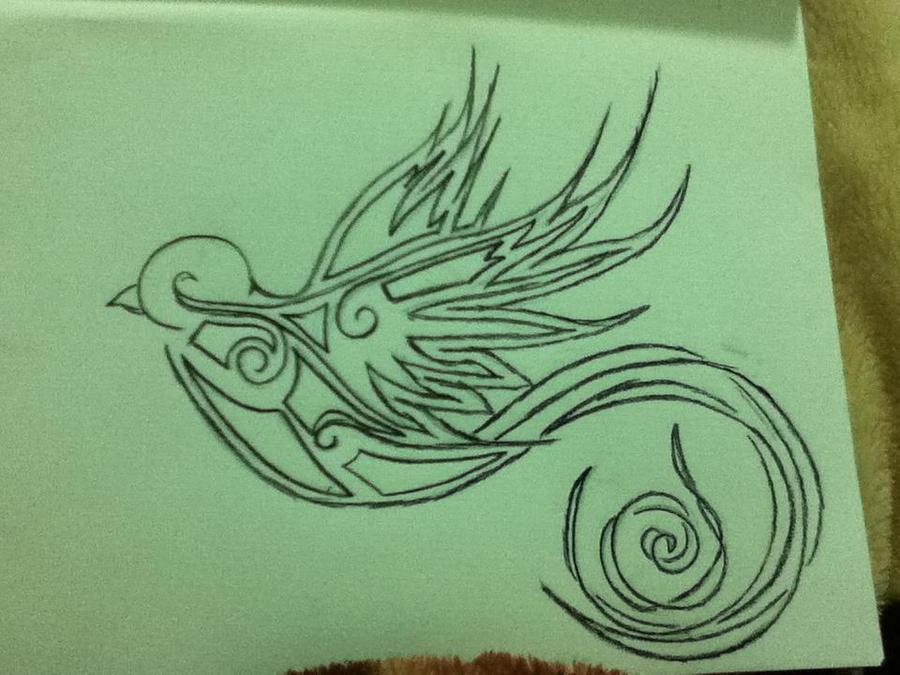 dove tattoo by aliabdallah on deviantart. Black Bedroom Furniture Sets. Home Design Ideas
