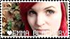 Emma Blackery Stamp by MangoStamps