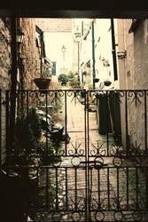 Rusty gates by cloakedinshadow