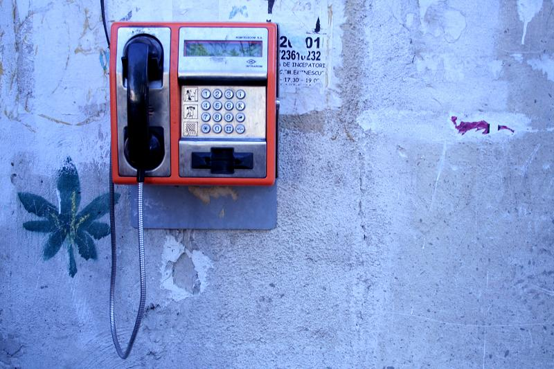telephone by alinasavin