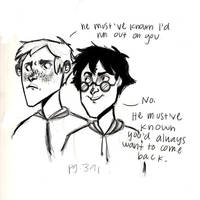 Ron and Harry Ch. 20 by casetuck
