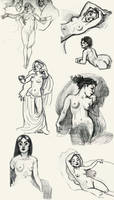portrait nudes