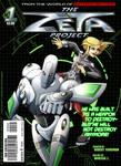 The Zeta Project comic cover