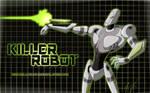 TZP Tea:  Killer Robot