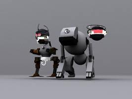 3D SkyLight 1 by The-Okz
