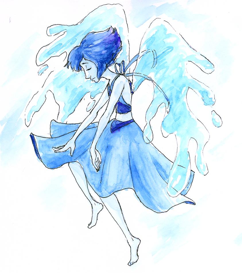Lapis Lazuli by tugaMaggie