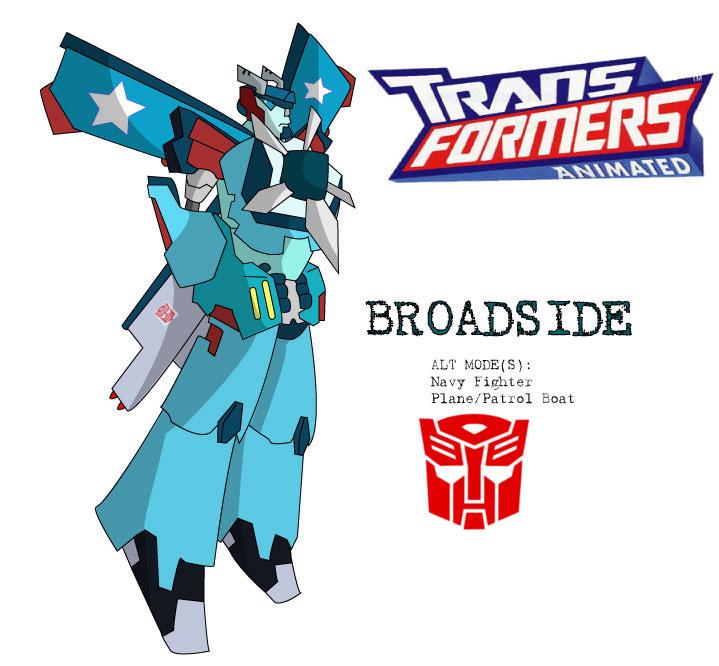 TF: Animated Broadside by Heavynova