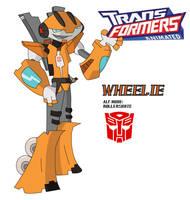 TF: Animated Wheelie by Heavynova