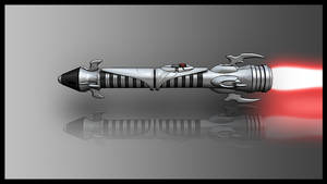 Another Sith Lightsaber Render